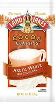 Land O'Lakes Cocoa Classic Arctic White Hot Cocoa Mix