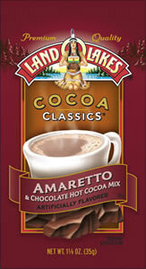 Land O'Lakes Cocoa Classics Amaretto & Chocolate Hot Cocoa Mix
