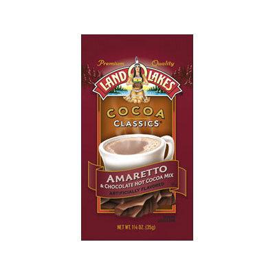 Land O'Lakes Cocoa Classics Amaretto & Chocolate Hot Cocoa Mix