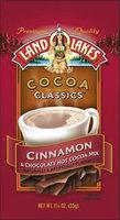 Land O'Lakes Cocoa Classics Cinnamon & Chocolate Hot Cocoa Mix
