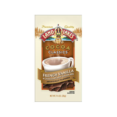Land O'Lakes Cocoa Classics French Vanilla & Chocolate Hot Cocoa Mix