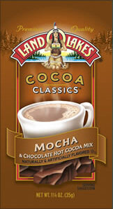 Land O'Lakes Cocoa Classics Mocha & Chocolate Hot Cocoa Mix