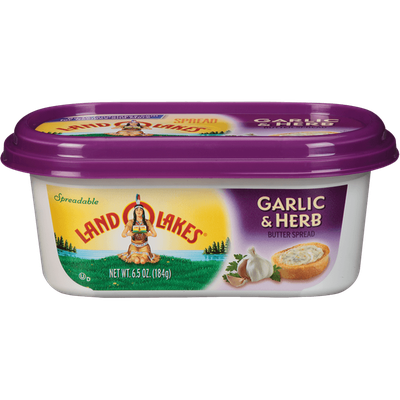 Land O'Lakes Garlic & Herb Butter Spread
