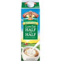 Land O'Lakes Lowfat Half and Half