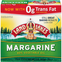 Land O'Lakes Margarine with Vegetable Oil