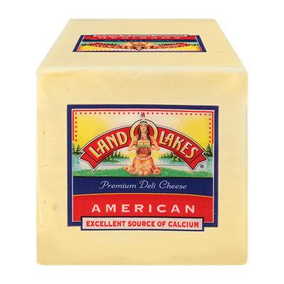 Land O'Lakes Premium Deli Cheese American White