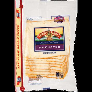 Land O'Lakes Premium Deli Cheese Muenster Cheese