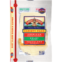 Land O'Lakes Premium Deli Cheese Variety Pack