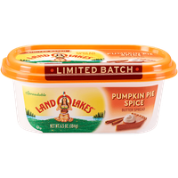 Land O'Lakes Pumpkin Pie Spice Butter Spread Limited Batch