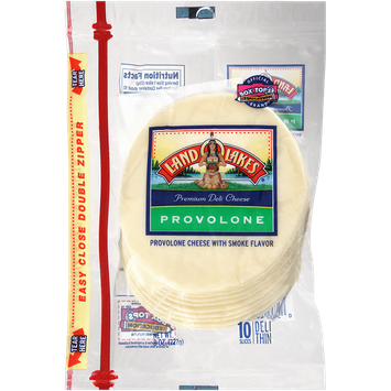 Land O'Lakes Smoke Flavored Sliced Provolone Cheese