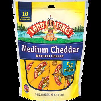Land O'Lakes Snack'n Cheese To-Go Medium Cheddar Natural Cheese
