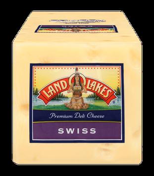 Land O'Lakes Swiss Cheese Brick