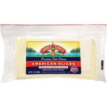 Land O Lakes American Cheese Slices