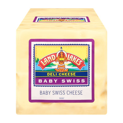 Land O' Lakes Baby Swiss Cheese