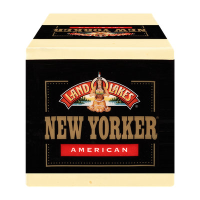 Land O' Lakes New Yorker Deli Cheese White American