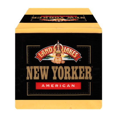 Land O' Lakes New Yorker Deli Cheese Yellow American