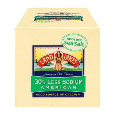 Land O'lakes 30% Less Sodium American with Sea Salt