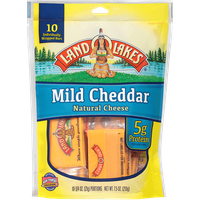Land O'lakes Mild Cheddar Snack Natural Cheese
