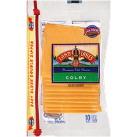 Land O'lakes Sliced Colby Cheese
