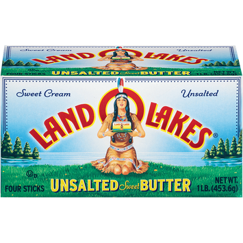 Land O'lakes Unsalted Butter