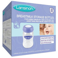 Lansinoh® Breastmilk Storage Bottles