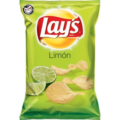 LAY'S® Limon Flavored Potato Chips