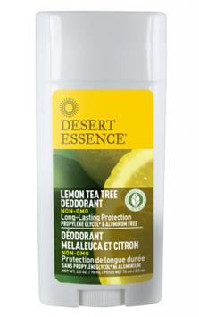 Desert Essence Lemon Tea Tree Deodorant