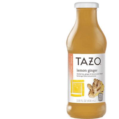 Tazo Lemon Ginger Herbal Tea