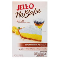 JELL-O No Bake Lemon Meringue Pie Dessert Mix