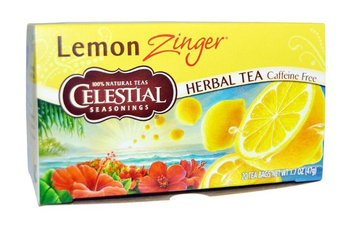 Celestial Seasonings® Lemon Zinger® Herbal Tea Caffeine Free