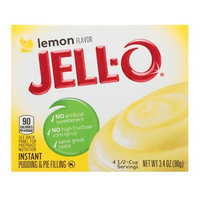 JELL-O Lemon Instant Pudding & Pie Filling