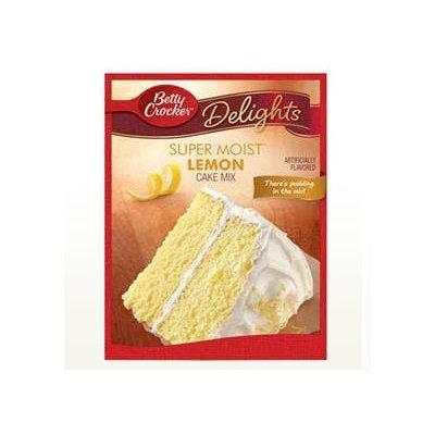 Betty Crocker™ Super Moist™ Delights Lemon Cake Mix