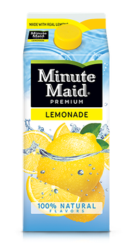 Minute Maid® Premium Lemonade
