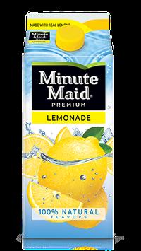 Minute Maid® Premium Lemonade