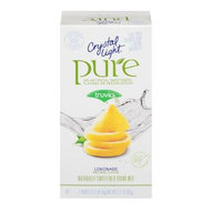 Crystal Light Pure Lemonade On the Go Drink Mix