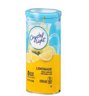 Crystal Light Lemon Tea Liquid Drink Mix