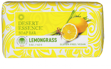 Desert Essence Lemongrass Soap Bar