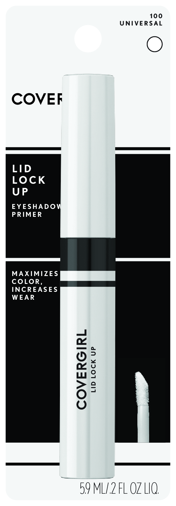 COVERGIRL Lid Lock Eye Lid Primer