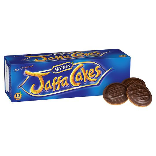 McVitie's Jaffa Cakes Reviews 2019