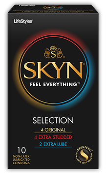 LifeStyles SKYN Selection Condoms