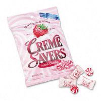 Creme Savers Strawberries & Rolls