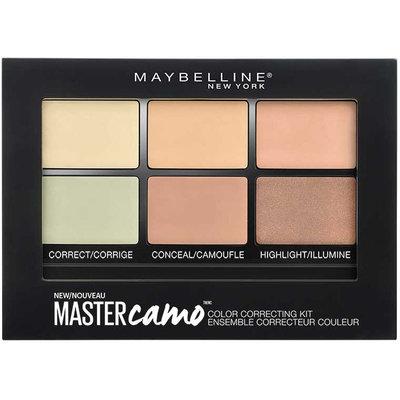 Maybelline Facestudio® Master Camo™ Color Correcting Kit