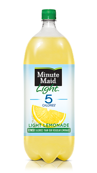 Minute Maid® 5 Calories Light Lemonade