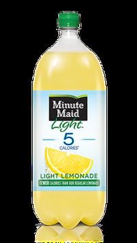 Minute Maid® 5 Calories Light Lemonade
