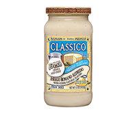 CLASSICO Light Asiago Romano Alfredo Pasta Sauce