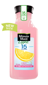 Minute Maid® Light Pink Lemonade