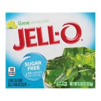 JELL-O Sugar Free Lime Gelatin Dessert