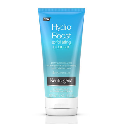 Neutrogena® Hydro Boost Exfoliating Cleanser