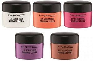 M.A.C Cosmetics Lip Scrubtious