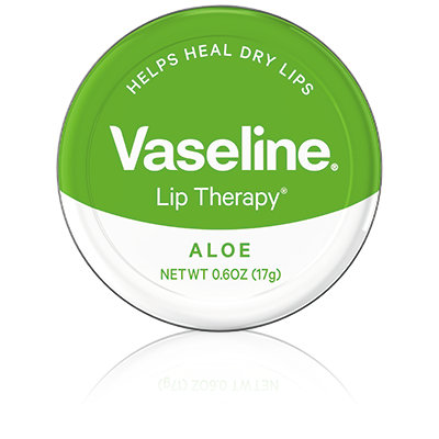 Vaseline® Lip Therapy® Aloe Tin